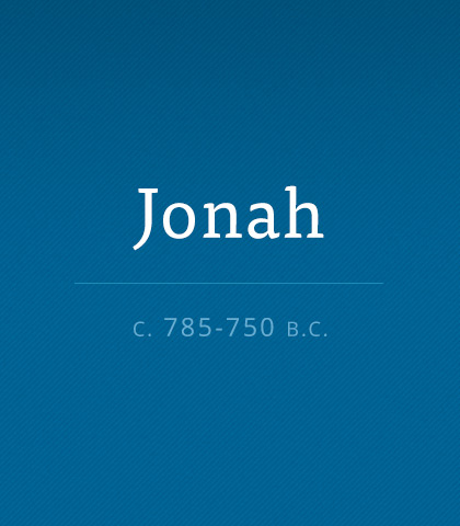 Jonah Article Library Insight For Living Canada