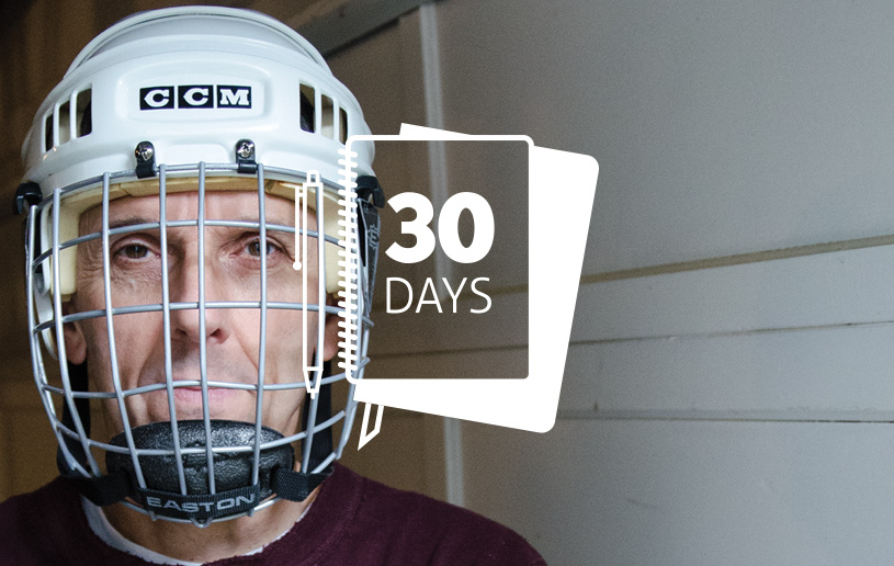 30 Days to Handling Your Fears