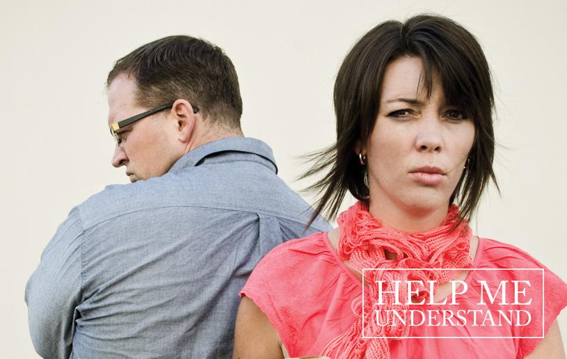 Help Me Understand: Conflict Resolution