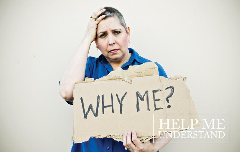 Help Me Understand: Suffering