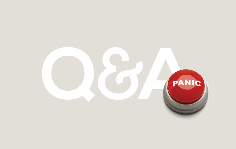 Q & A: How do I experience the Lord's peace when I'm afraid?