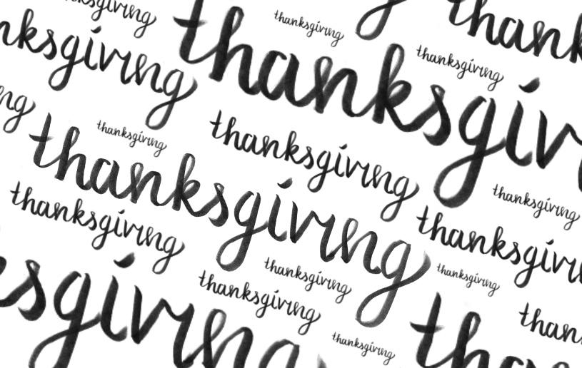 An Attitude of Genuine Thanksgiving
