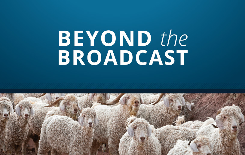 Beyond the Broadcast: Contentment and How To Miss It