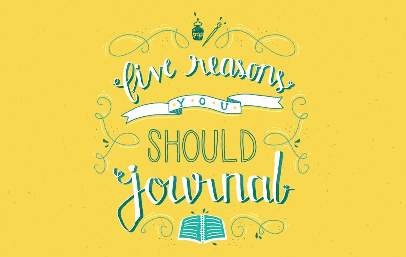 Five Reasons You Should Journal