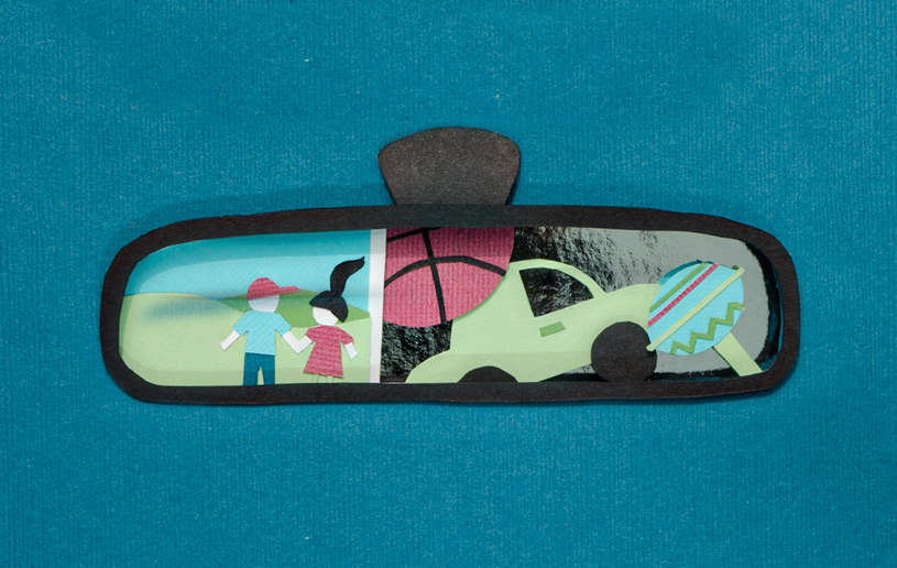 Life Through the Rear-View Mirror
