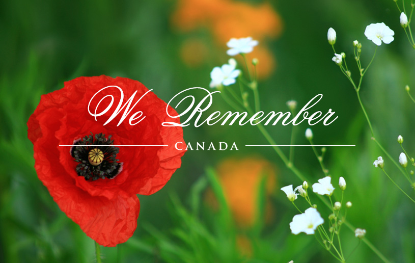 Remembering Remembrance Day