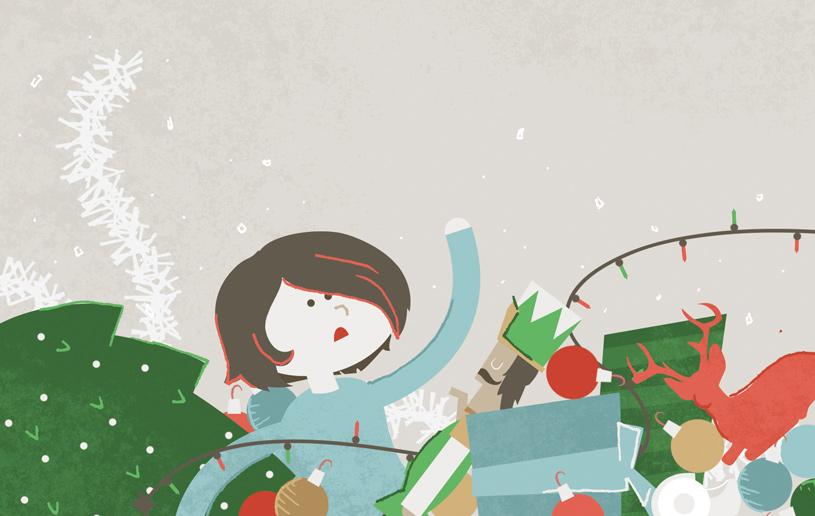 simplifyingnot skippingchristmas - Skipping Christmas
