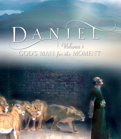 Artwork for Daniel, Volume 1: God's Man for the Moment