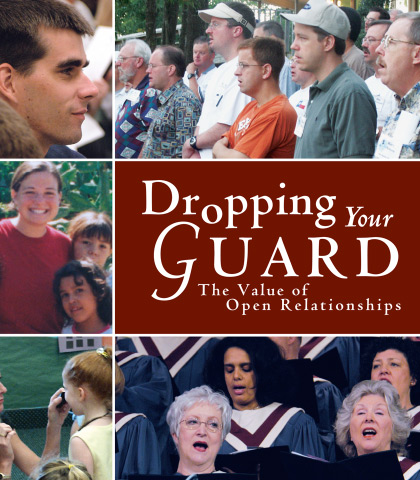 Artwork for Dropping Your Guard: The Value of Open Relationships