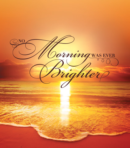 Artwork for No Morning Was Ever Brighter