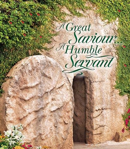 Artwork for A Great Saviour...A Humble Servant