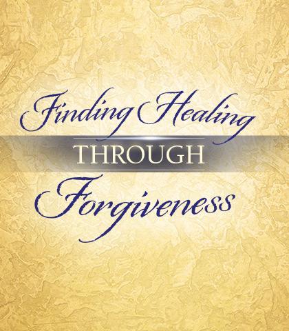 Artwork for Finding Healing Through Forgiveness