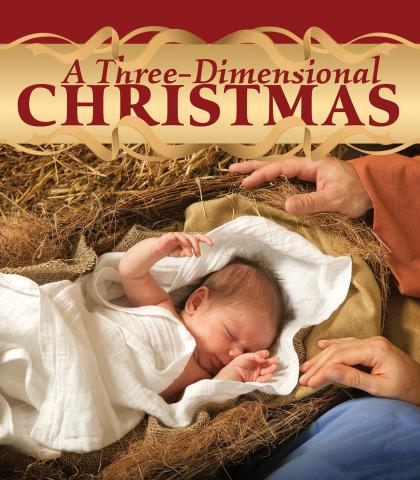 Artwork for A Three-Dimensional Christmas