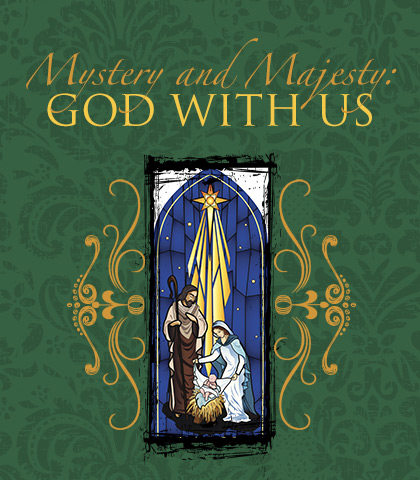 Artwork for Mystery and Majesty: God With Us