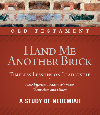Artwork for Hand Me Another Brick: Timeless Lessons on Leadership