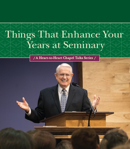Artwork for Things That Enhance Your Years at Seminary