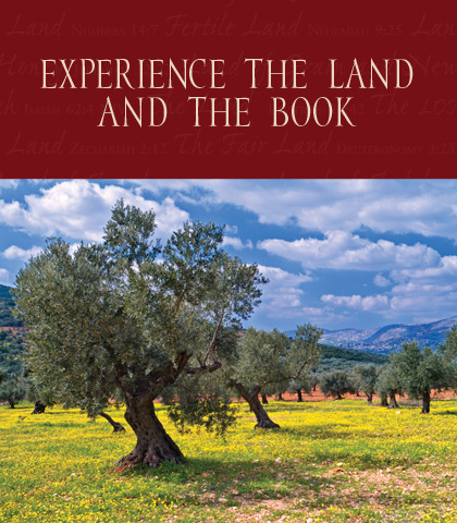 Artwork for Experience the Land and the Book
