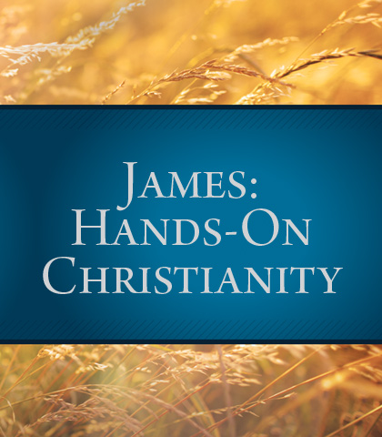Artwork for James: Hands-On Christianity