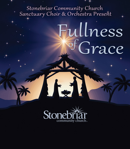 Artwork for Fullness of Grace