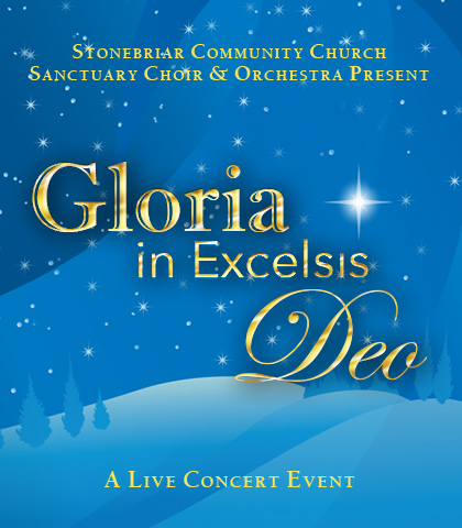 Artwork for Gloria in Excelsis Deo
