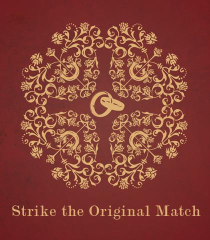 Artwork for Strike the Original Match
