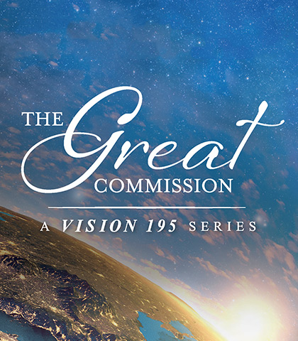 Artwork for The Great Commission