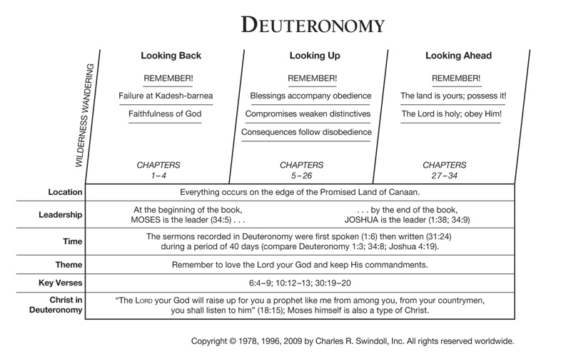 Insights into Exodus, Leviticus, Numbers, and Deuteronomy